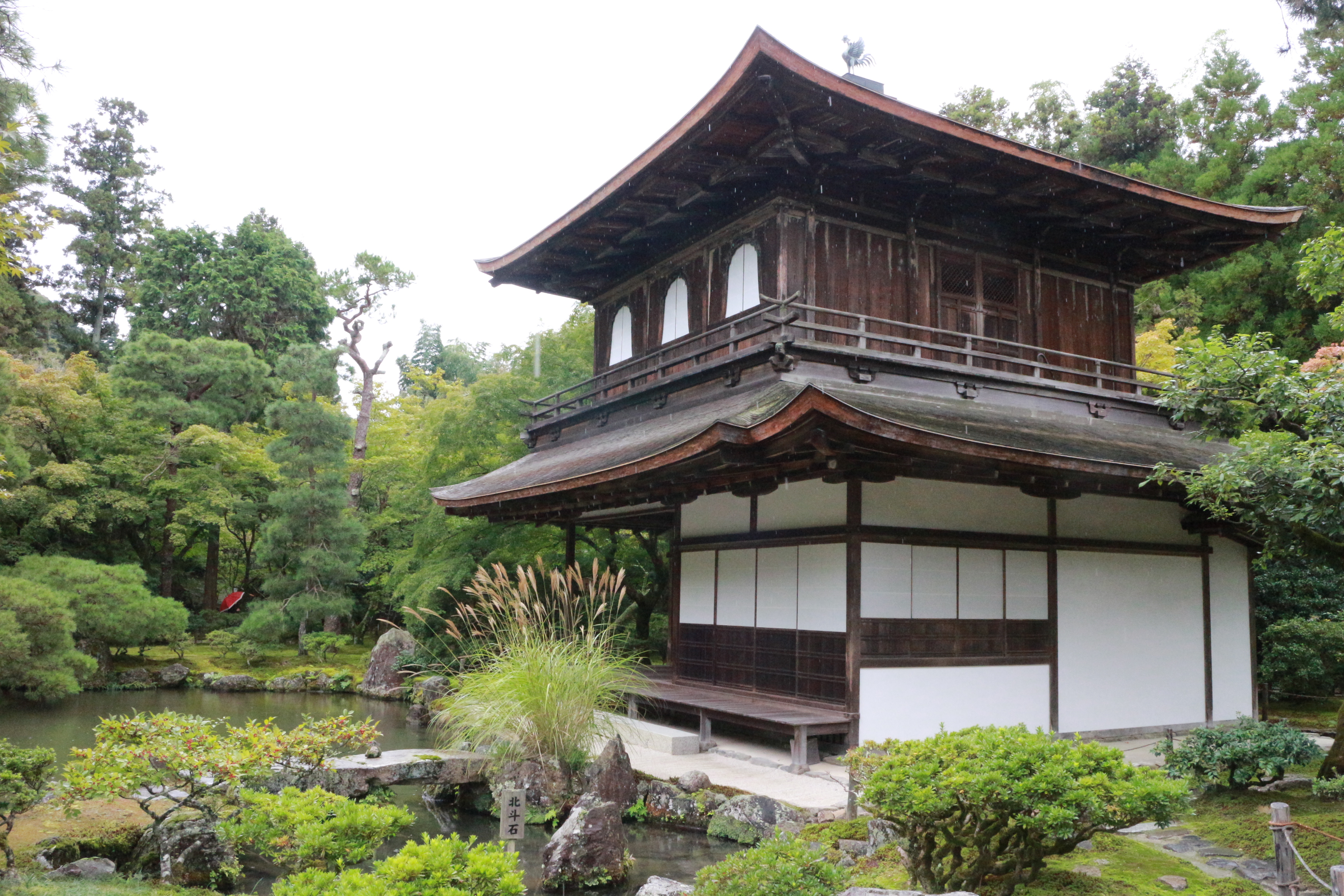 How to enjoy Ginkakuji-temple (Silver Pavilion)??